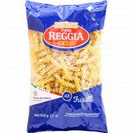 Макаронные изделия «Reggia» спирали, 500 г.
