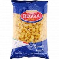 Макаронные изделия «Reggia» гомити ригати, 500 г.