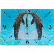 Часы настенные «Сюжет» 26x38 см.