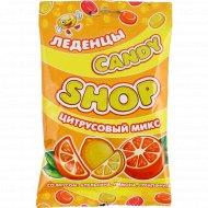 Карамель леденцовая «Candy» апельсин-лимон-грейпфрут, 80 г.