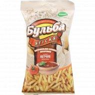 Соломка «Бульба Sticks» со вкусом кетчупа, 75 г.