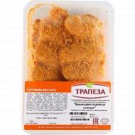 Полуфабрикат кусковой «Крылышки куриные сочные» охлажденные, 1 кг., фасовка 1.1-1.5 кг