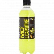 Напиток «MD» L-Карнитин, ананас, грейпфрут, 500 мл.