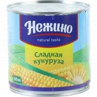 Кукуруза сладкая «Нежино» 420 г.