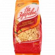 Кукурузные хлопья «На здоровье» 350 г