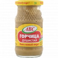 Горчица «ABC» душистая, 160 г