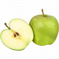 Яблоко «Мутсу» крупное, 1 кг, фасовка 1-1.2 кг