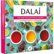 Набор чая «Dalai» 12 видов, 60х1.7 г