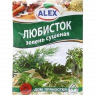 Приправа зелень сущеная «Alex» Любисток 6 г.
