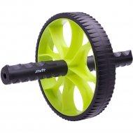 Ролик для пресса «Starfit» RL-103, зеленый/черный