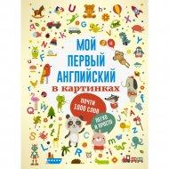 Книга «Мой первый английский в картинках».
