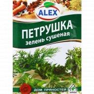 Петрушка зелень сушеная «Alex» 8 г.