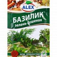 Базилик «Alex» зелень сушеная, 8 г.