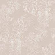 Рулонная штора «Эскар» Джунгли, светло-бежевый, 7261404816012, 48х160 см