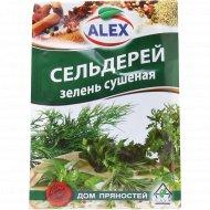 Приправа зелень сущеная «Alex» Сельдерей 8 г.