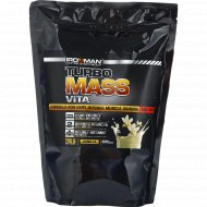 Напиток сухой «Turbo Mass Vita» Без жира, ваниль, 700 г.