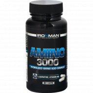 Аминокислоты «Amino 3000» 60 капсул.