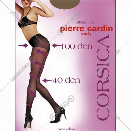 Колготки женские «Pierre Cardin» Corsica bronzo 40 den.