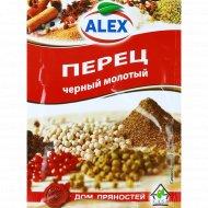 Перец черный молотый «Alex» 15 г.