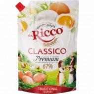 Майонез «Mr.Ricco» classico, 61%, 780 мл