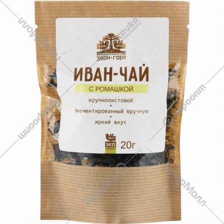 Чайный напиток «Иван-чай» с ромашкой, 20 г.