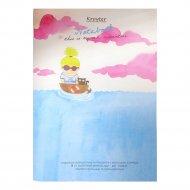 Тетрадь «Весенние мечты» А5, 48 листов, клетка