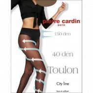 Колготки женские «Pierre Cardin» Toulon bronzo 40 den.
