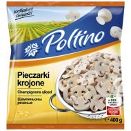 Овощи «Poltino» шампиньоны резаные 400 г