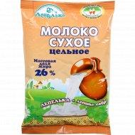 Сухое молоко «Лепелька» 26%, 500 г