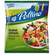Овощи «Poltino» китайская смесь, 450 г.
