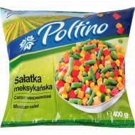 Овощи «Poltino» салат мексиканский 400 г.