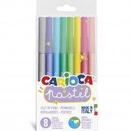 Фломастеры «Pastel» Carioca, 8 шт