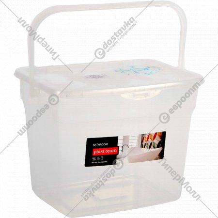 Ведро «Plast team» для стирального порошка, 4.5 л.