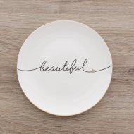 Десертная тарелка «Home&You» 57496-BIA-TALD
