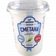 Сметана «Milkavita» 25%, 370 г