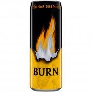 Напиток энергетический «Burn» темная энергия» 0.25 л.