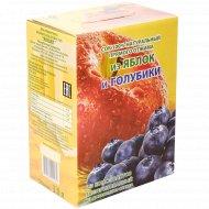 Сок «Яблочно-голубичный» 100% натуральный, прямого отжима, 3 л.