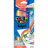 Цветные карандаши «Color' Peps Oops» 12 штук