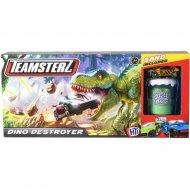 Игровой набор «Teamsterz» Трек, Дино разрушитель, 1417108