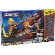 Игровой набор «Teamsterz» Трек, Уличный удар, 1416441
