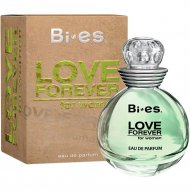 Парфюмерная вода «Love forever green» eclaire для женщин, 100 мл.