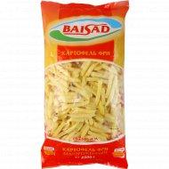 Картофель фри «Байсад» замороженный, 2.5 кг.