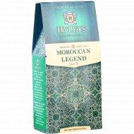 Чай зеленый «Hyleys» с ароматами мяты и цедры апельсина, 100г.
