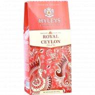 Чай черный «Hyleys» крупнолистовой, 100г.