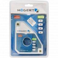 Магнитная струбцина для сварки «Hogert» HT3B660 на 4 угла.