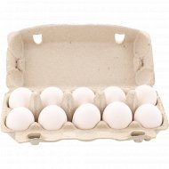 Яйца куриные «Знатные» йодоселеносодержащие, С-1, 10 шт