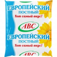 Соус майонезный «АВС» европейский постный, 400 г.