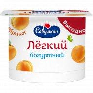 Йогурт «Ласковое лето» абрикос, 1.5%, 120 г