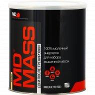 Гейнер «MD Mass» ваниль, 1.68 кг.