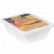 Лапша быстрого приготовления «Bistron» со вкусом бекона и сыра, 75 г.